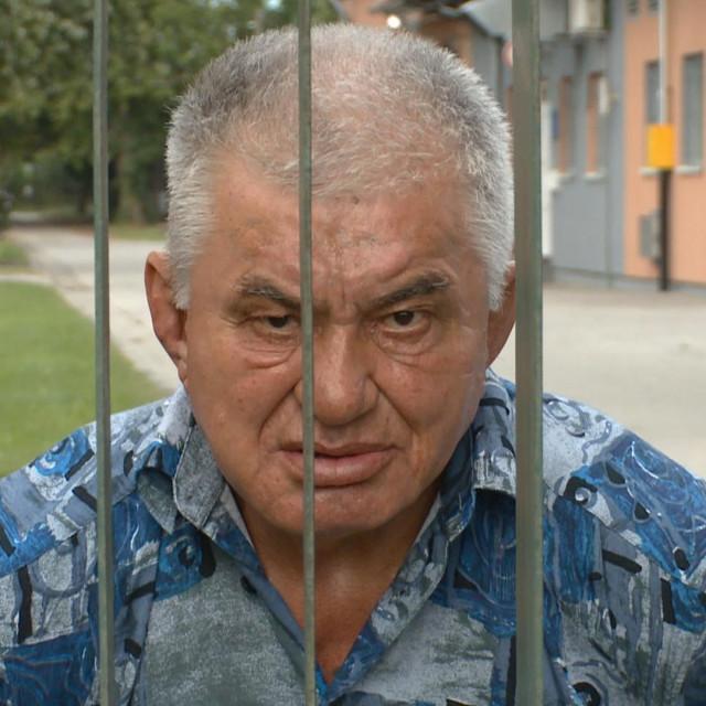 Branko Markovac, čovjek koji je osuđen za tri ubojstva i dva pokušaja ubojstva, silovanje, razbojstvo i piromaniju