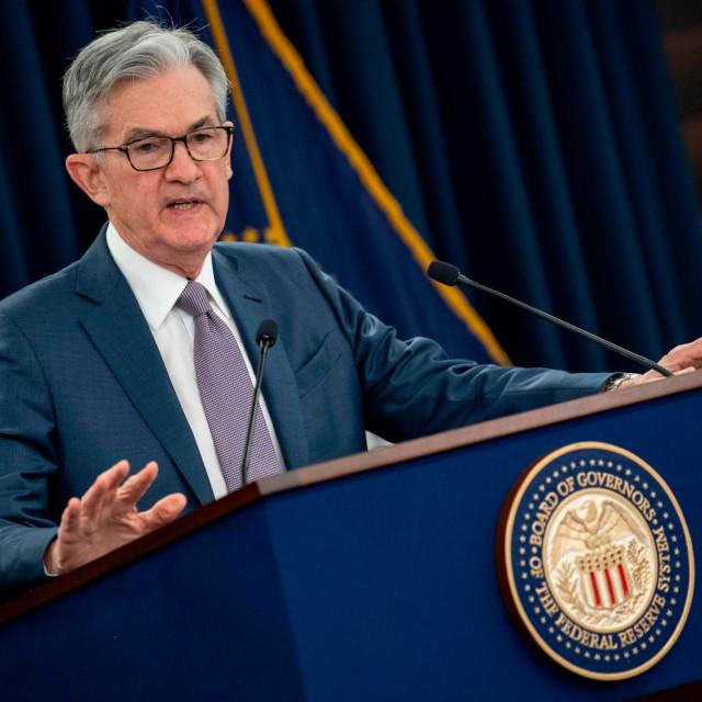 Jerome Powell, predsjednik američke središnje banke
