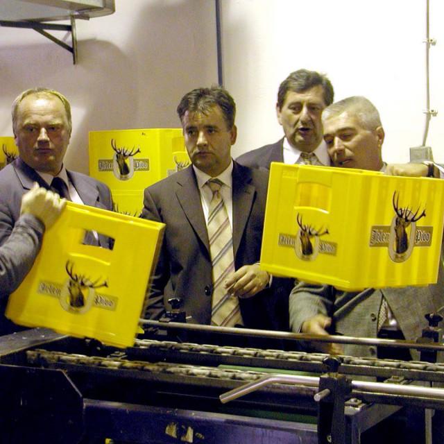 Arhivska fotografija: Tvrtka Kaplast izvozi i u Srbiju