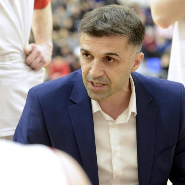 Trener Gorice Josip Sesar