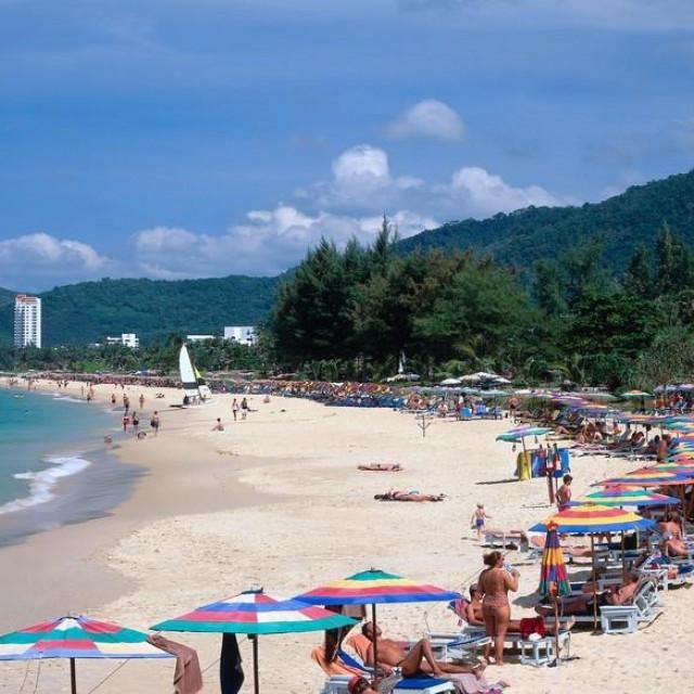 Phuket, Karon plaža