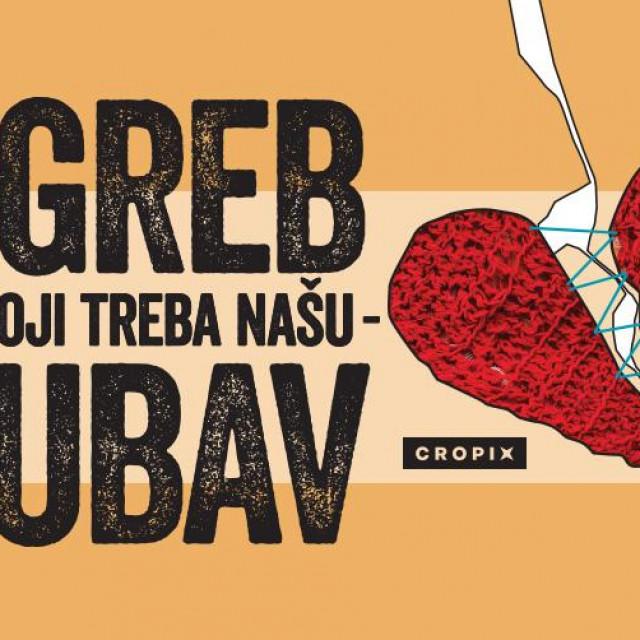 Zagreb - grad koji treba našu ljubav 2020
