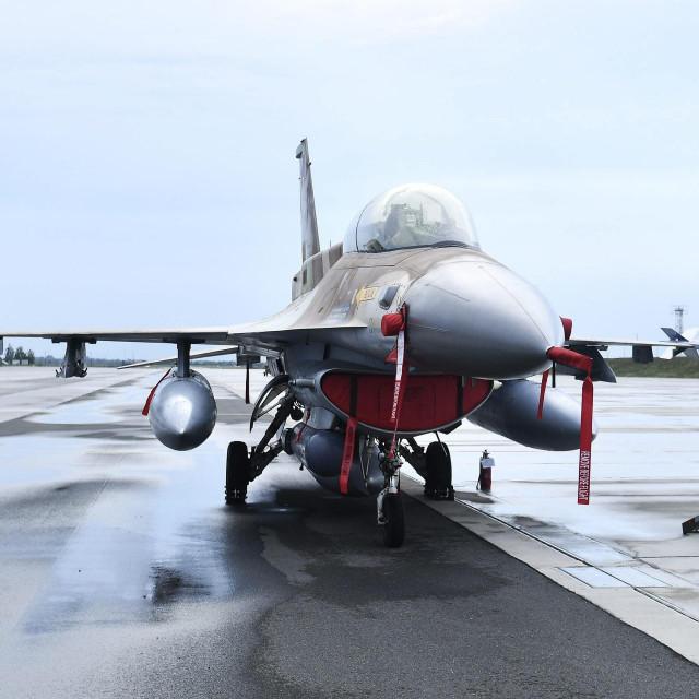 F-16 Barak