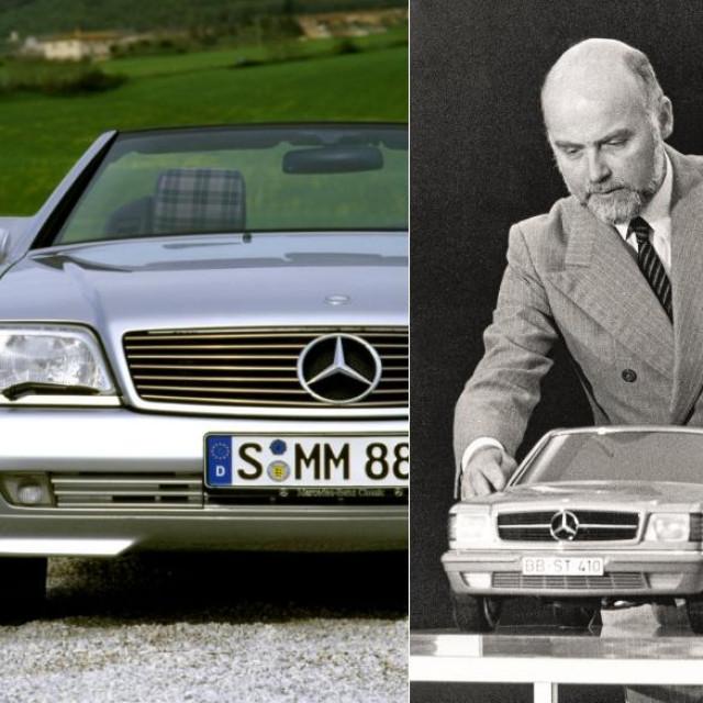 Mercedes, SL, Bruno Sacco