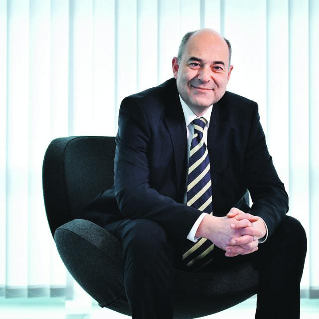 Frane Barbarić, predsjednik uprave HEP-a