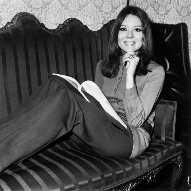 Diana Rigg (1970.)