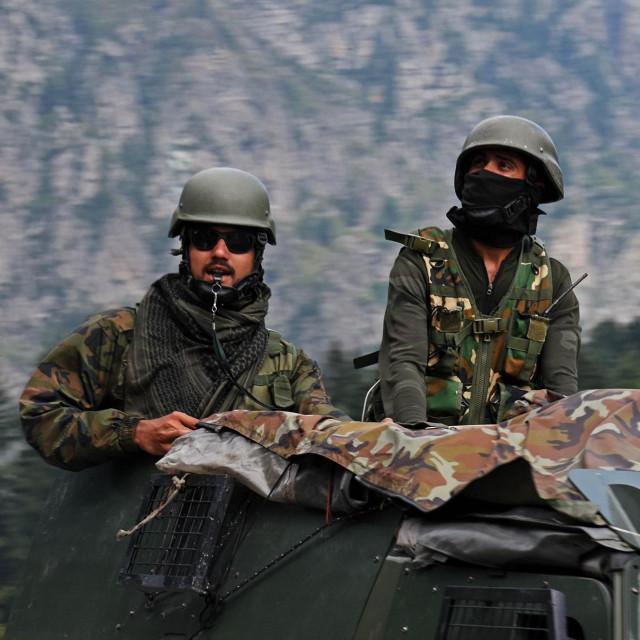 Indijski vojnici