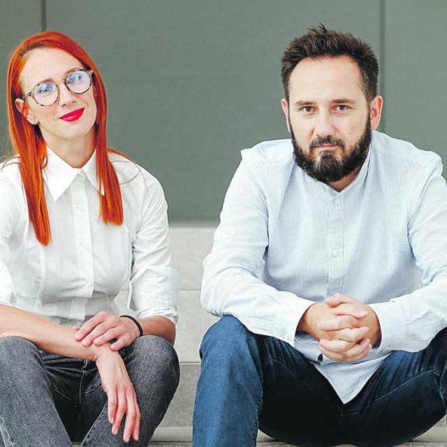 Sonja Žigić i Stevica Kuharski