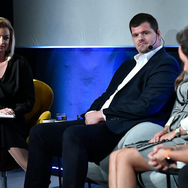 Ana Hanžeković, Ivan Franičević, Ana Volk, Zoran Mamić