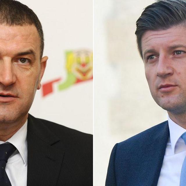 Josip Stojanović Jolly i Zdravko Marić