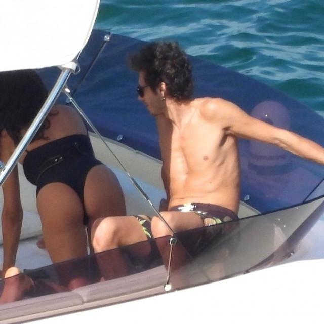 Valentino Rossi s djevojkom Francescom Sofijom Novello