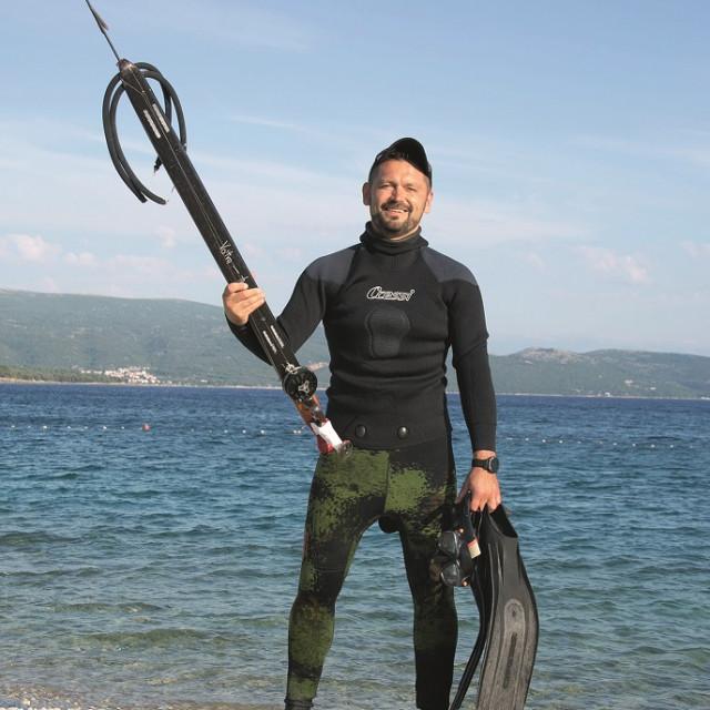 Ivan Dečak ostvario je dugogodišnju želju - otišao u lov na tunu