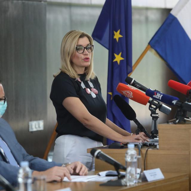 Kristijan Staničić i Nikolina Brnjac