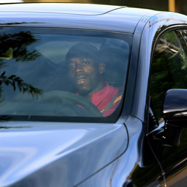 Ousmane Dembele zakasnio je na jutarnji trening u petak