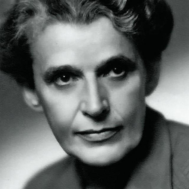 Diana Budisavljević poslije rata