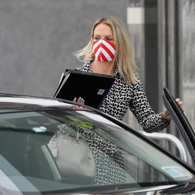 Irska ministrica pravosuđa Helen McEntee