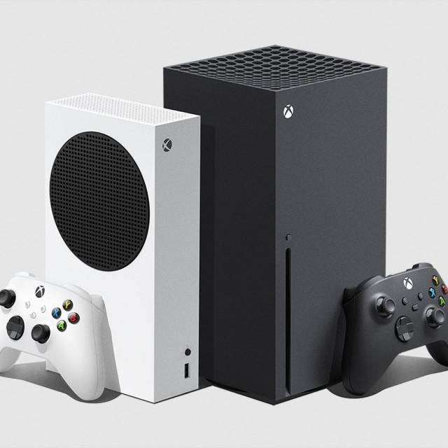 Microsoft Xbox Series S i Series X