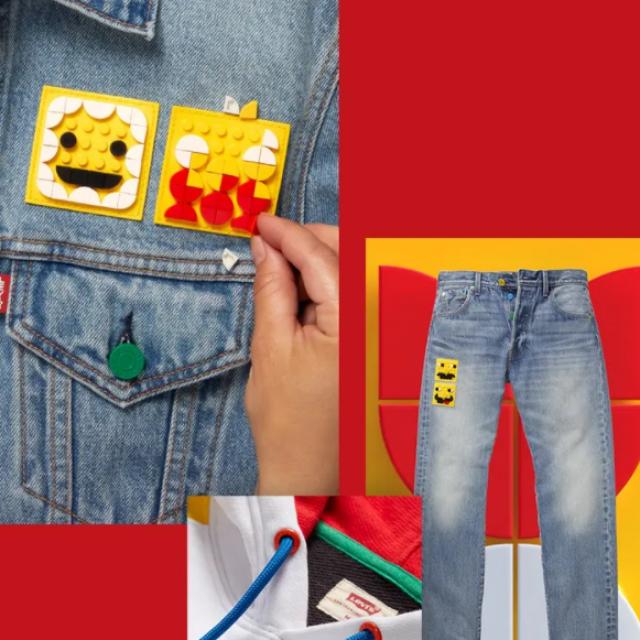 Kolekcija koju su osmislili Lego i Levi's bit će dostupna od 1. listopada