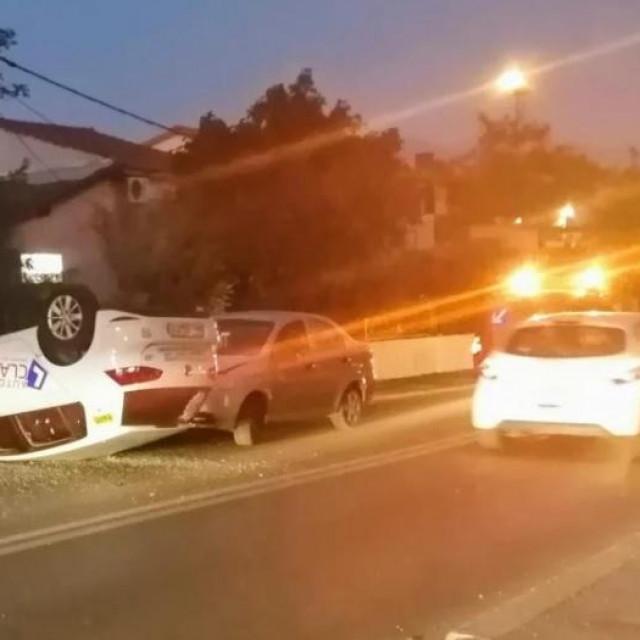 prometna nesreća u Splitu