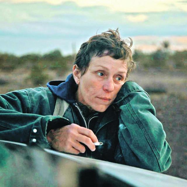 Nomadland, Frances McDormand