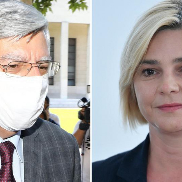 Željko Reiner i Sandra Benčić