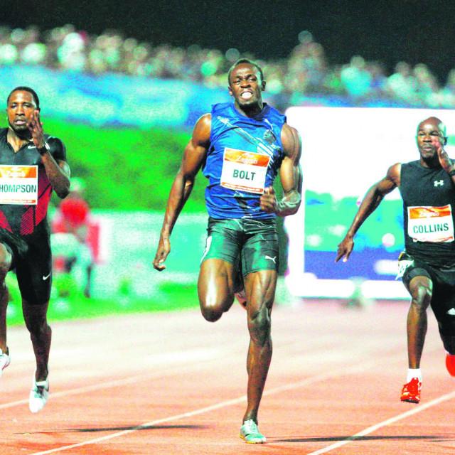 Nezaboravna pobjeda Usaina Bolta prije devet godina