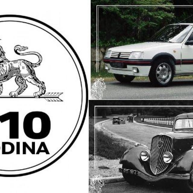 Peugeot 210 godina