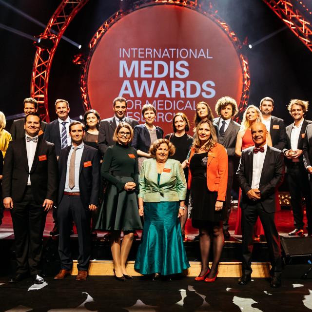 Svi pobjednici International Medisa Awards 2019.