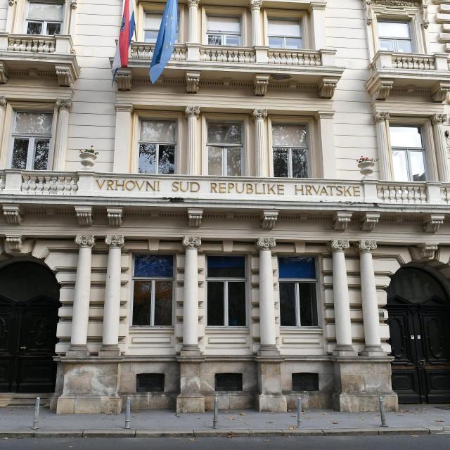 Zgrada Vrhovnog suda