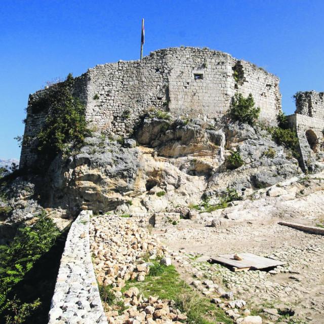 tvrđava Fortica u Novigradu