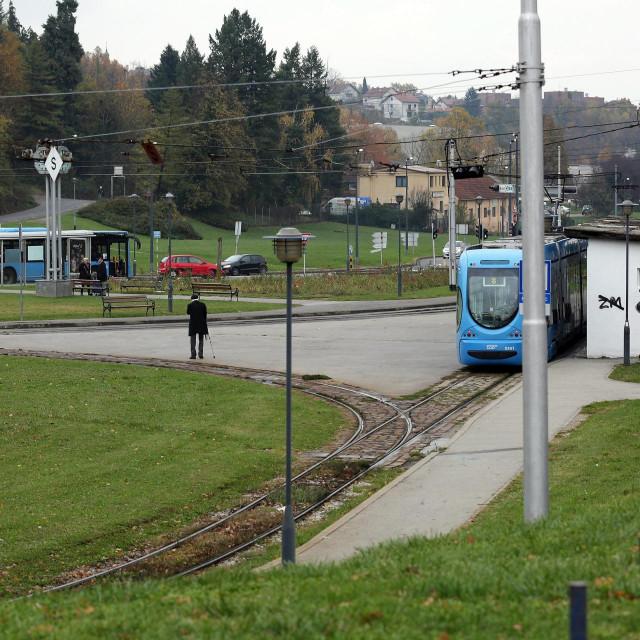 Okretište tramvaja Mihaljevac