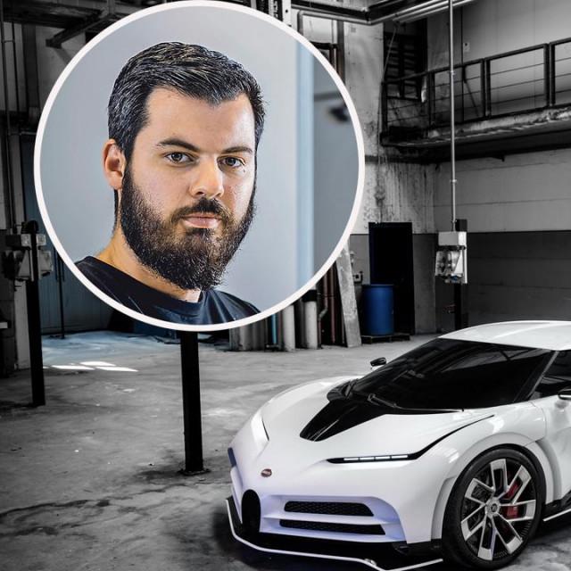 Rimac, Bugatti