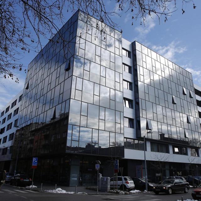Zgrada i prostorije Hrvatske liječničke komore
