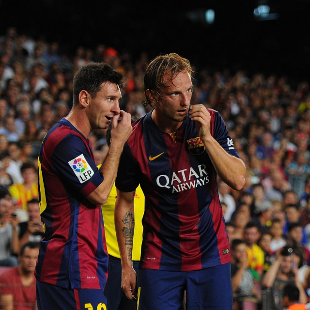 Messi i Rakitić