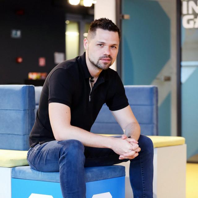 Alan Sumina, suvlasnik i član Uprave Nanobita