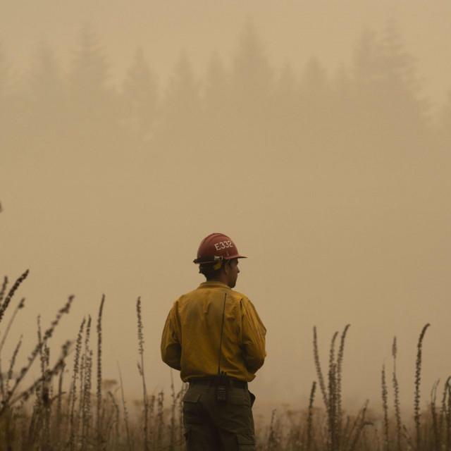 Požar u Oregonu
