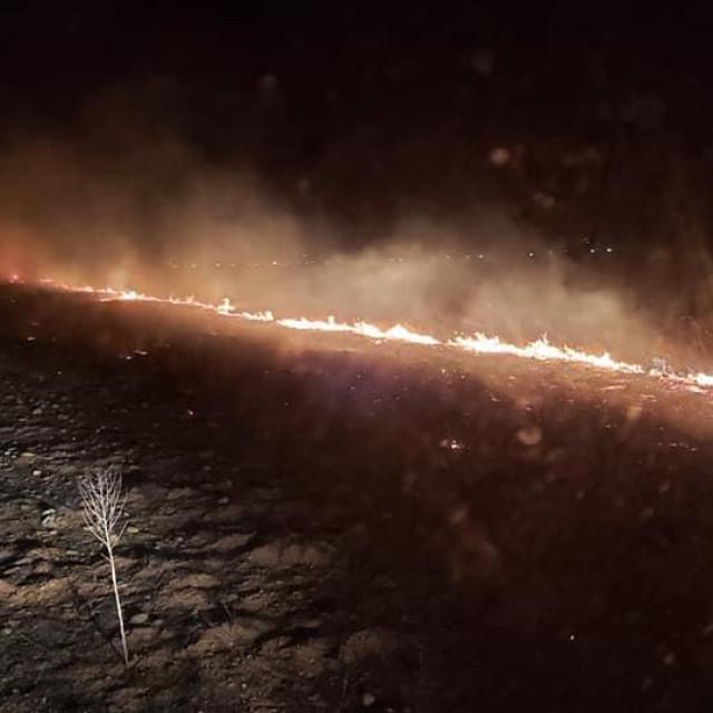 Požar u Mostaru