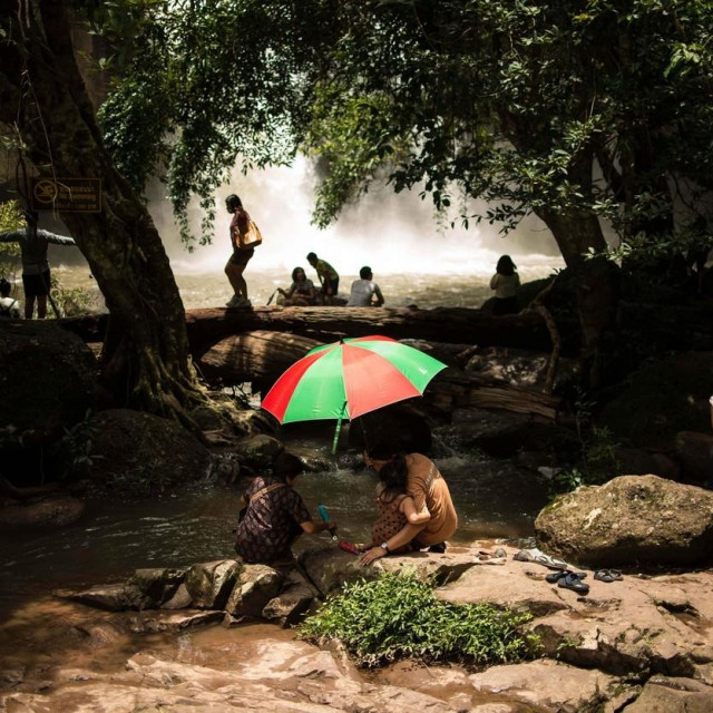 Nacionalni park Khao Yai u Tajlandu