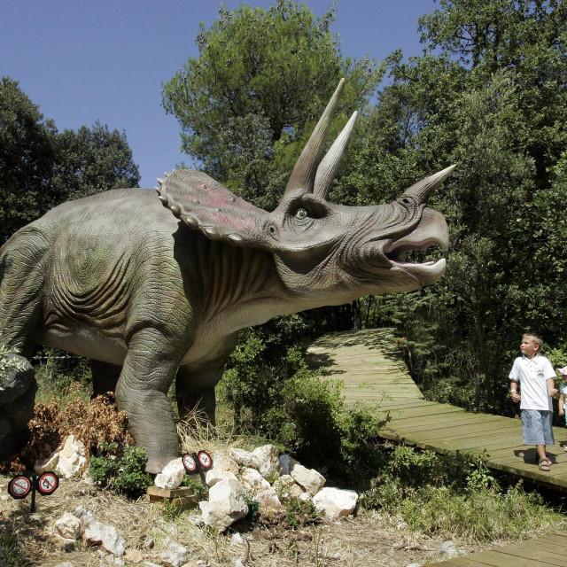 Dinopark u Funtani