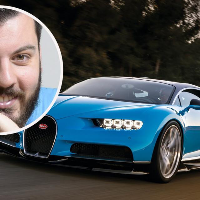 Bugatti-Chiron Rimac