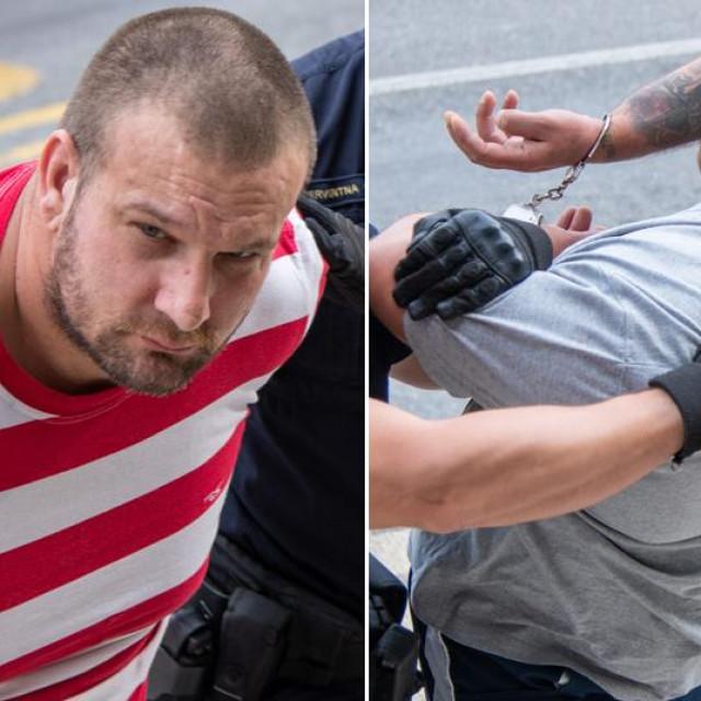 Uhićenje osumnjičenih za ubojstvo