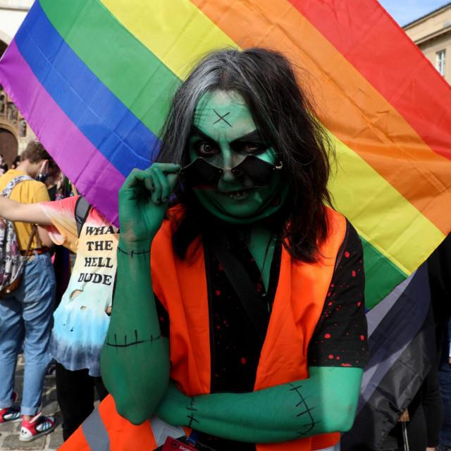 19. Povorka ponosa LGBTIQ zajednice