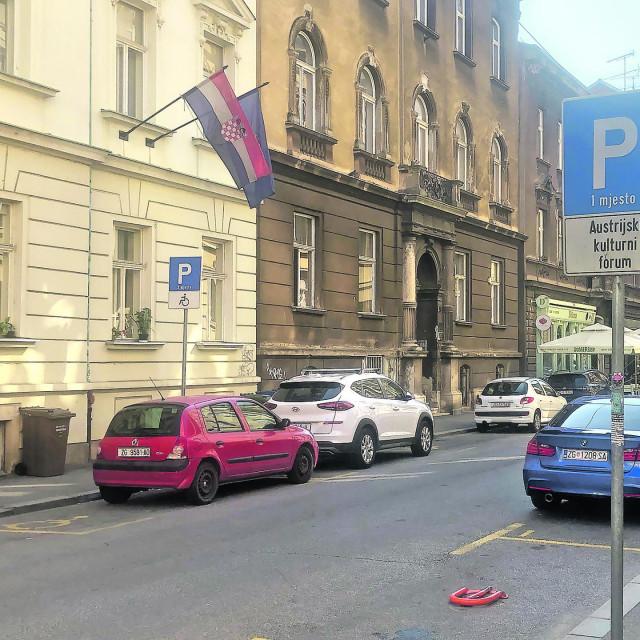 Dalmatinska ulica u Zagrebu