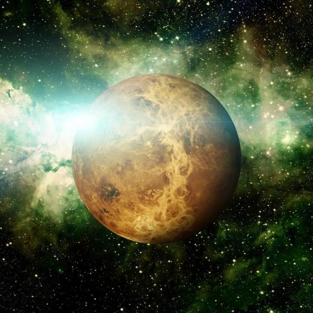 Planet Venera