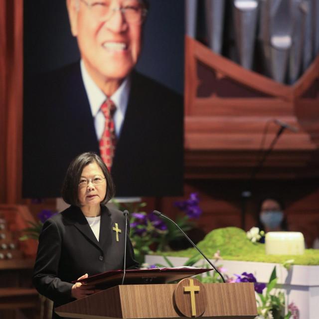 Kineska predsjednica Tsai Ing-wen