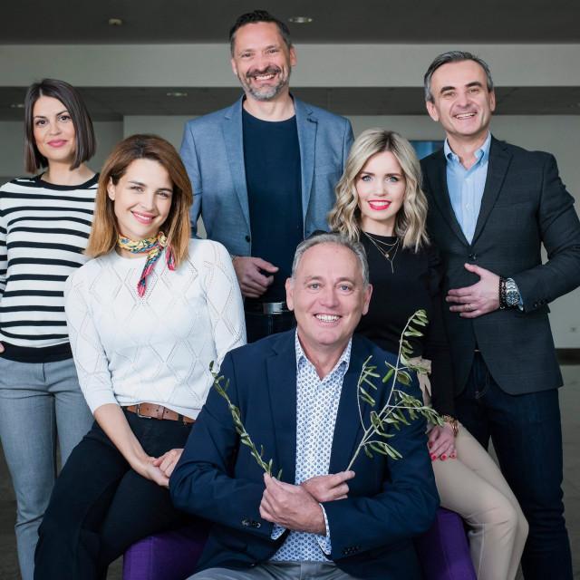 Jake snage voditelja emisije 'Dobro jutro, Hrvatska' koja kreće s programom u 6 i 30 minuta