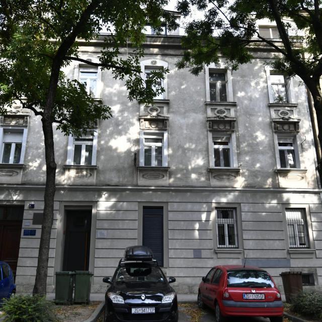 Kuća u Slovenskoj 9.