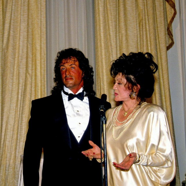 New York, NY - Sylvester Stallone's mother, Jackie Stallone passes away at 98.<br /> <br /> BACKGRID USA 21 SEPTEMBER 2020,Image: 559132743, License: Rights-managed, Restrictions:, Model Release: no, Credit line: MediaPunch/BACKGRID/Backgrid USA/Profimedia