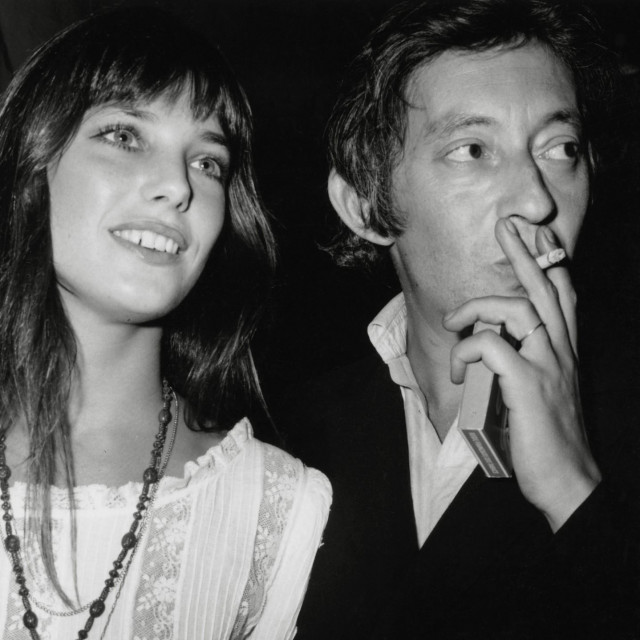 Jane Birkin i Serge Gainsbourg