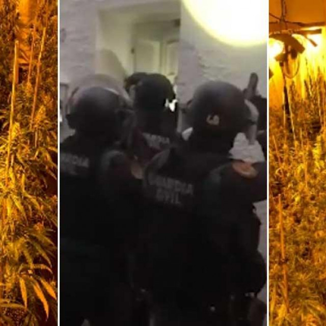 Akcija španjolske policije